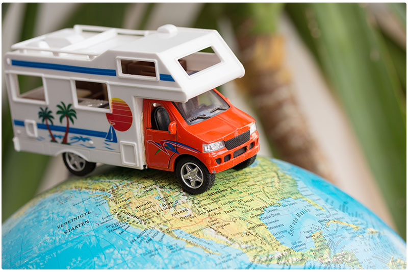 RVing Internationally