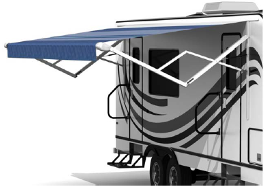 Which Vertical Arm Awning Do You Have