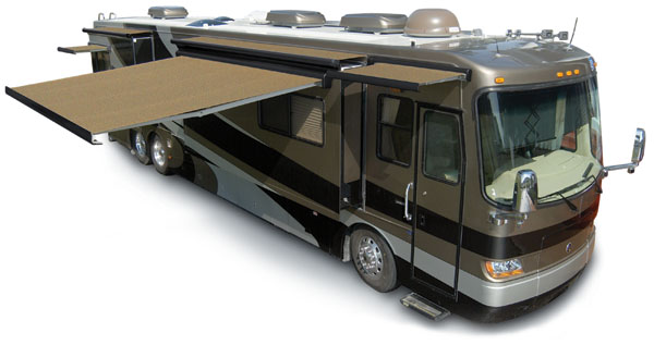 RV Awnings Designed With You In Mind Carefrees Are Available Electric Or Manual Configurations