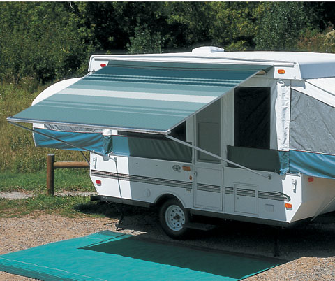 rv awnings patio awnings more carefree of colorado