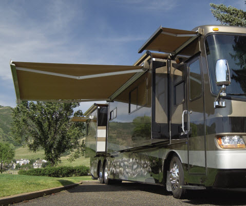 RV Awnings Patio Awnings & More Carefree of Colorado