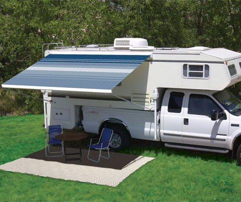TRUCK CAMPER & RV Awnings Patio Awnings u0026 More - Carefree of Colorado
