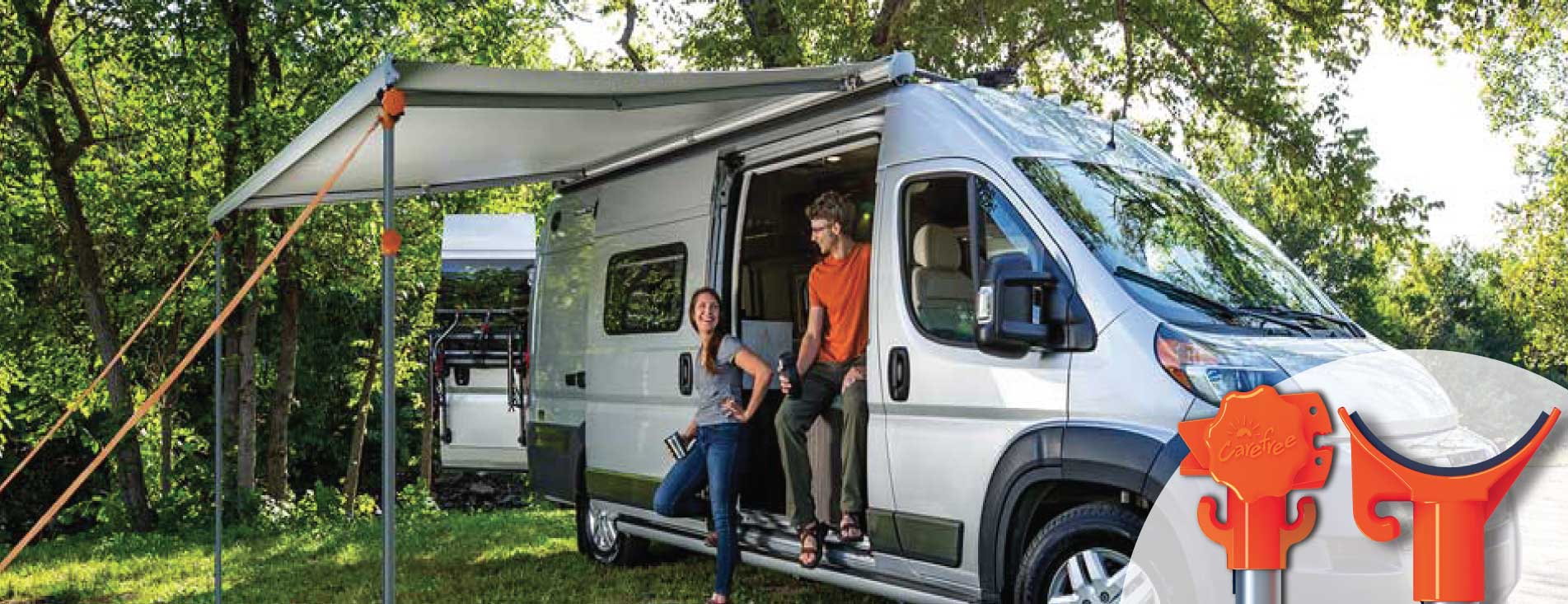 Rv Awnings Patio Awnings Amp More Carefree Of Colorado