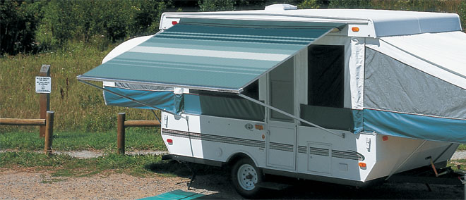 fleetwood folding camper sverige