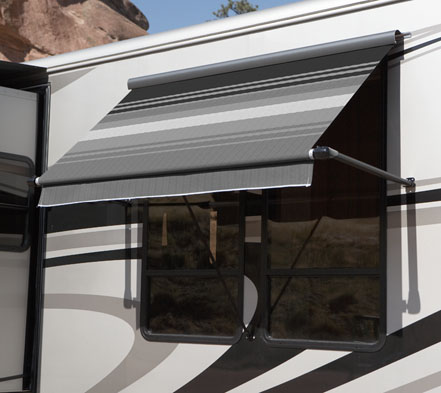 SL Window Awning - Carefree of Colorado